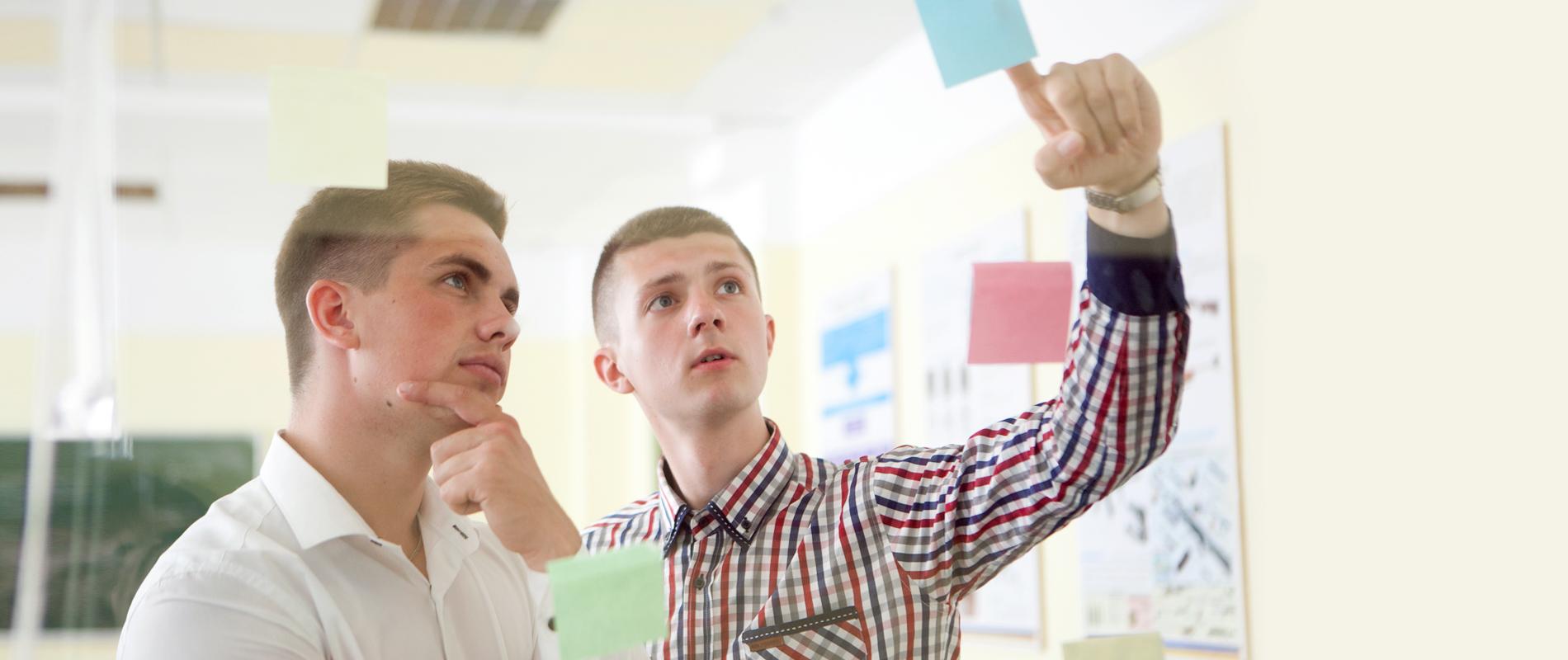 Обирай навчання нового<br>покоління