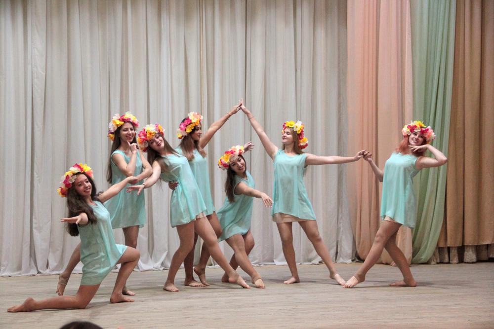 Зразковий ансамбль сучасного танцю «Шарм»
