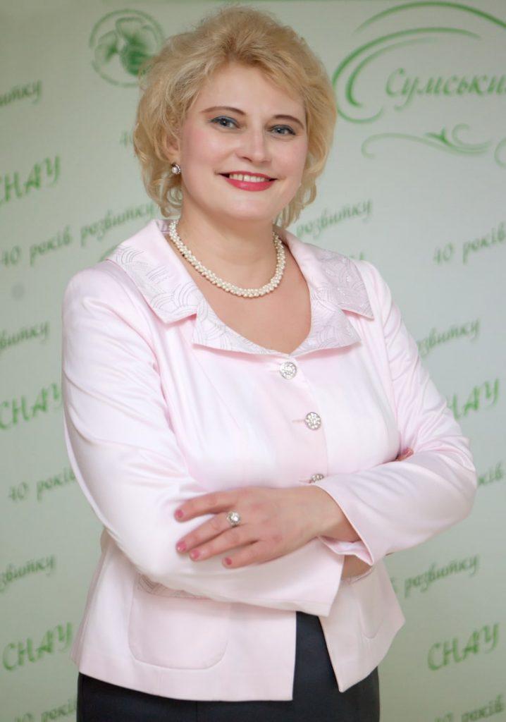 Біловол Аліна Костянтинівна