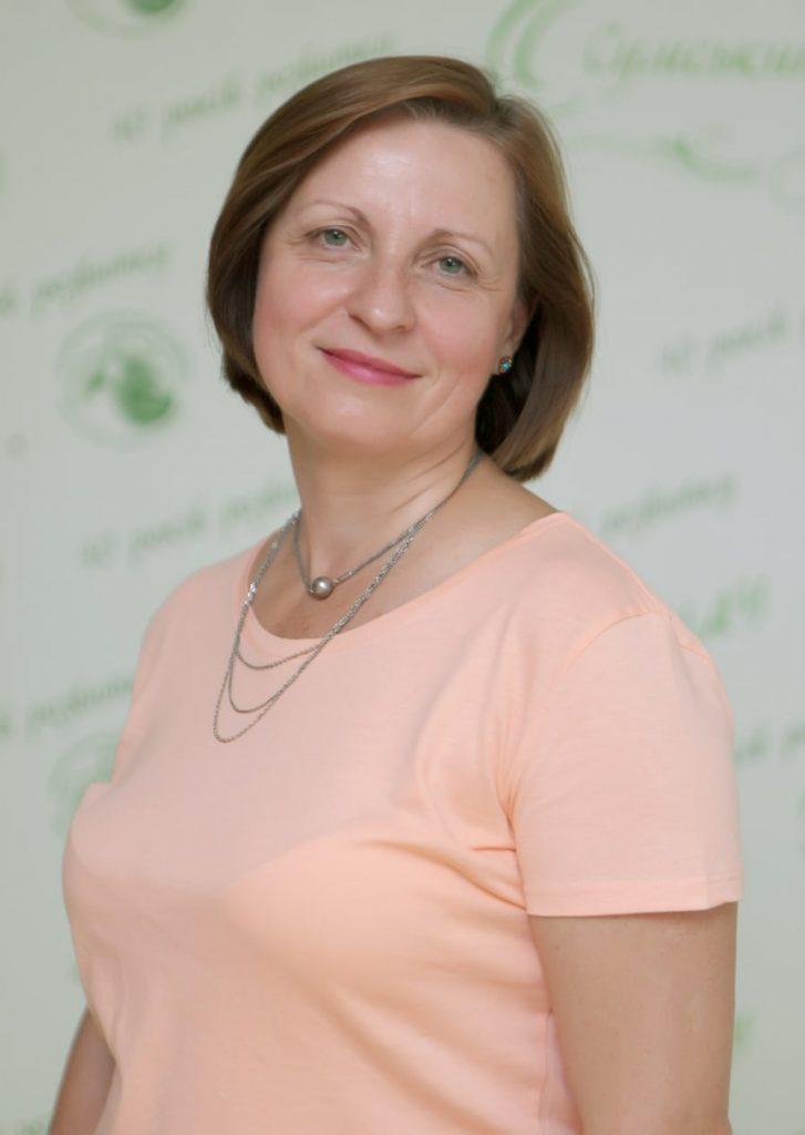 Чернова Марина Петрівна