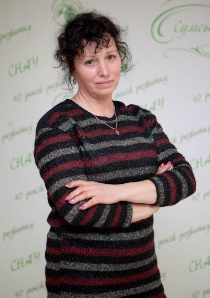 Дегтярьова Ніна Миколаївна