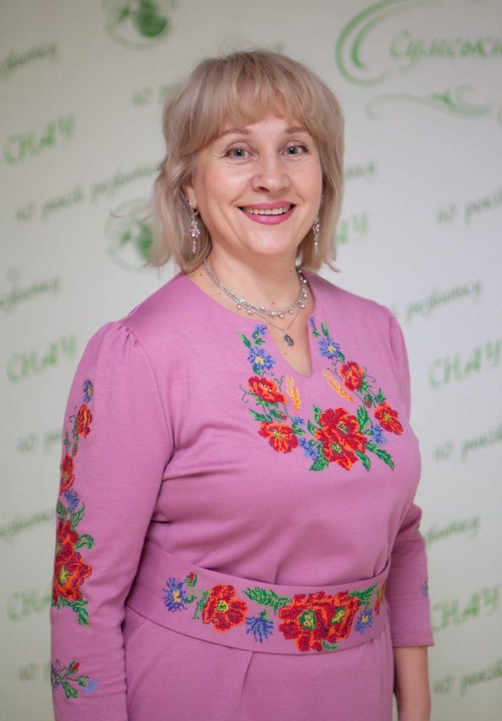 Гетманенко Ольга Євгенівна
