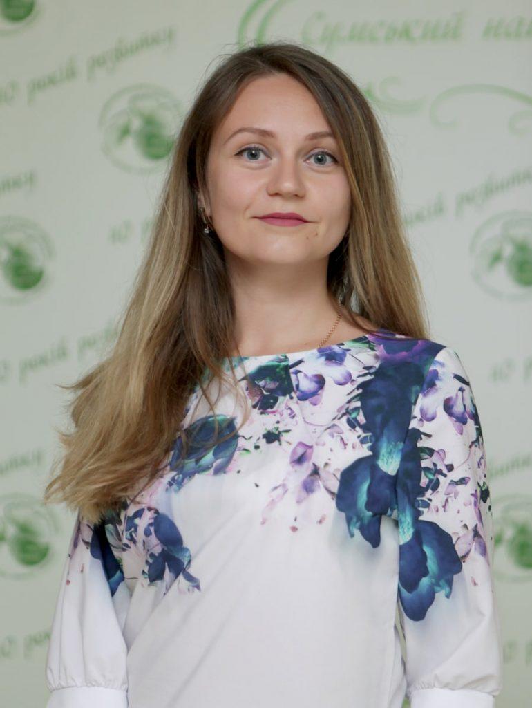 YULIIA HOVORUKHA