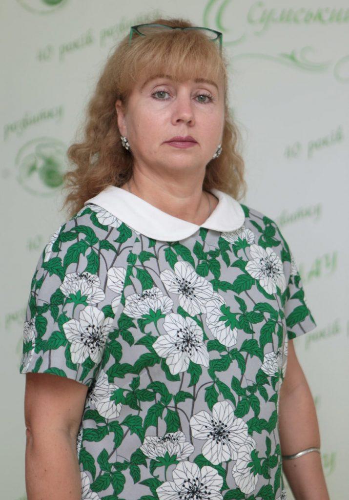 Любицька Людмила Анатоліївна