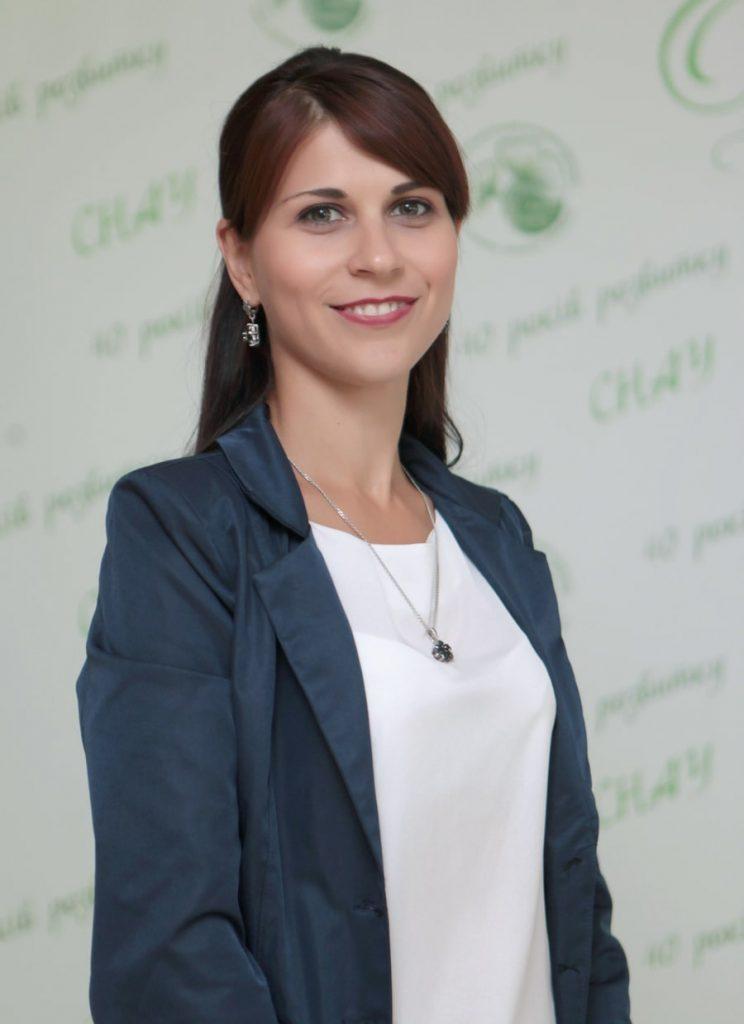 Макій Олена Володимирівна