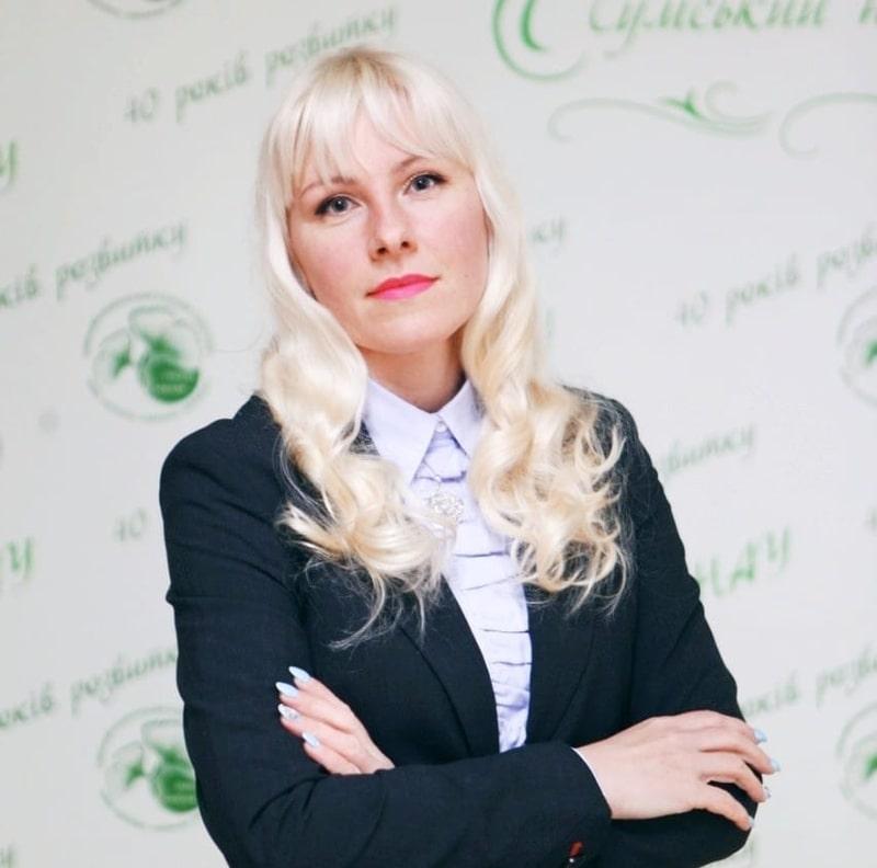 IRYNA MYKHNO