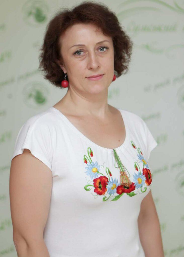 Шапочка Світлана Іванівна