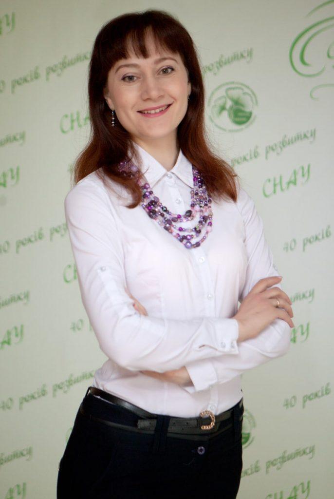 YELIZAVETA TATARCHENKO