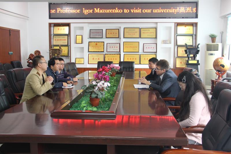 В КНР відбулась атестація аспірантів-учасників академічних україно-китайських обмінів