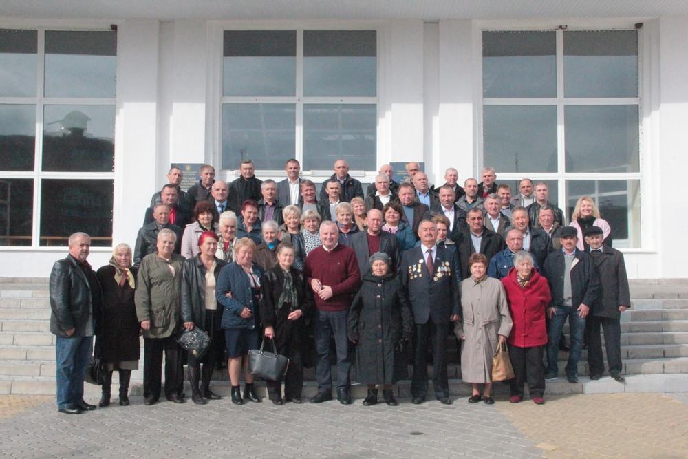 СНАУ привітав з ювілеєм Сумський селекційний центр
