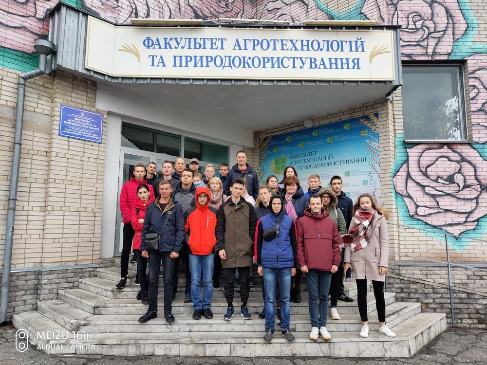 Викладачі СНАУ проводять профорієнтаційні заходи для учнівської молоді