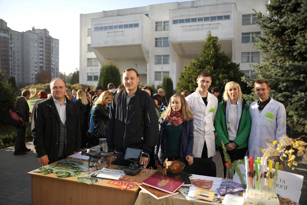 Форум вступників СНАУ зібрав кілька сотень старшокласників Сумщини