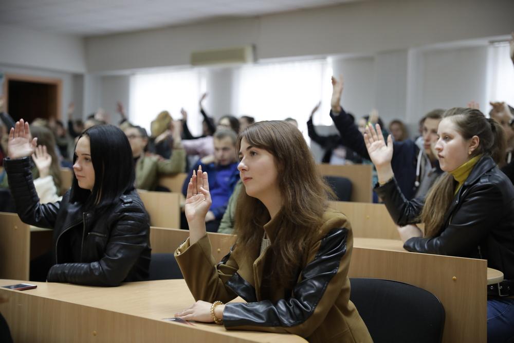 Студенти СНАУ обрали нового голову самоврядування