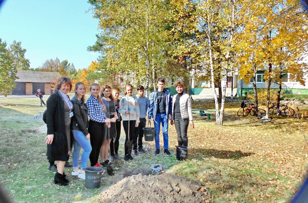 Викладачі СНАУ відвідали Лебединський район з профорієнтаційним візитом