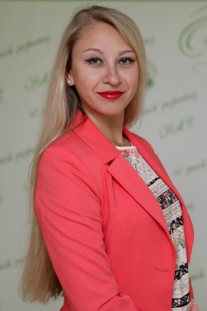 Бабошина Ганна Олександрівна