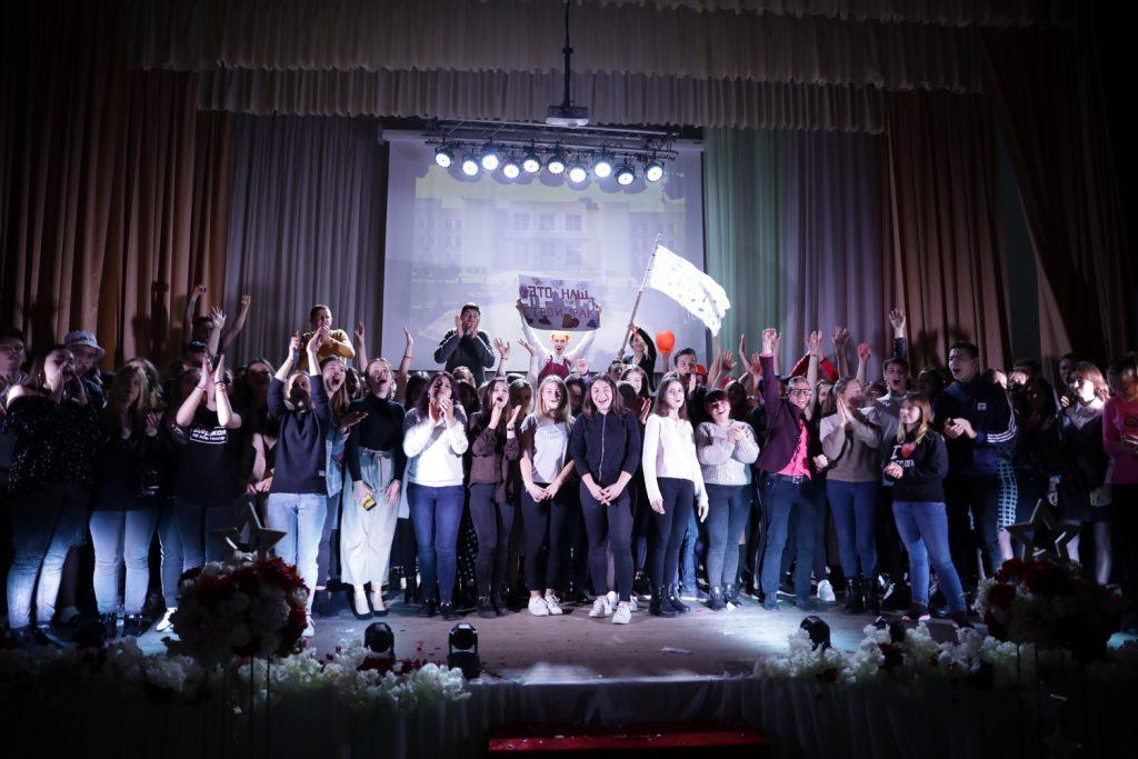 Першокурсники СНАУ представили свої таланти на творчому конкурсі «Зустрічайте, це ми!»