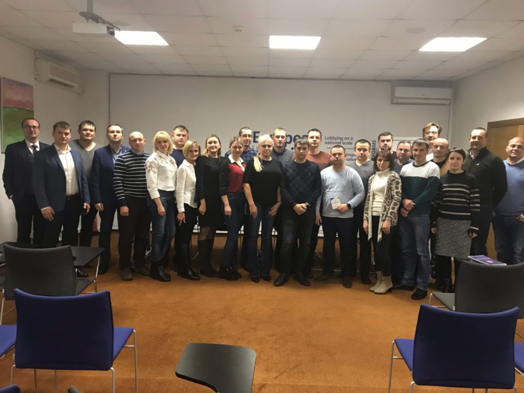 СНАУ та Європейська Бізнес Асоціація провели курси підвищення кваліфікації для ветеринарних лікарів