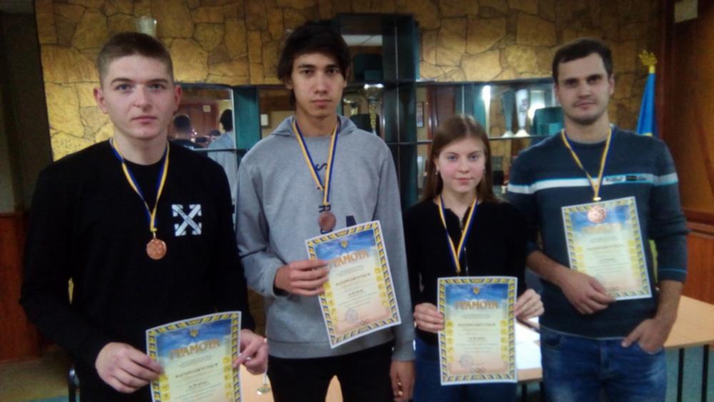 Команда студентів СНАУ відзначилась на міських та обласних змаганнях з гри у шахи
