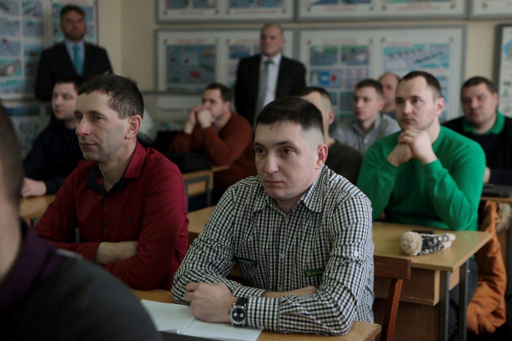 СНАУ проводить навчання для фахівців провідних компаній-постачальників сільгосптехніки