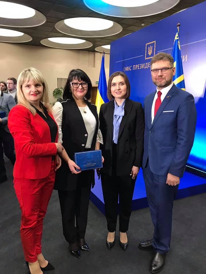 Науковці СНАУ отримали довгоочікувану Премію Президента України