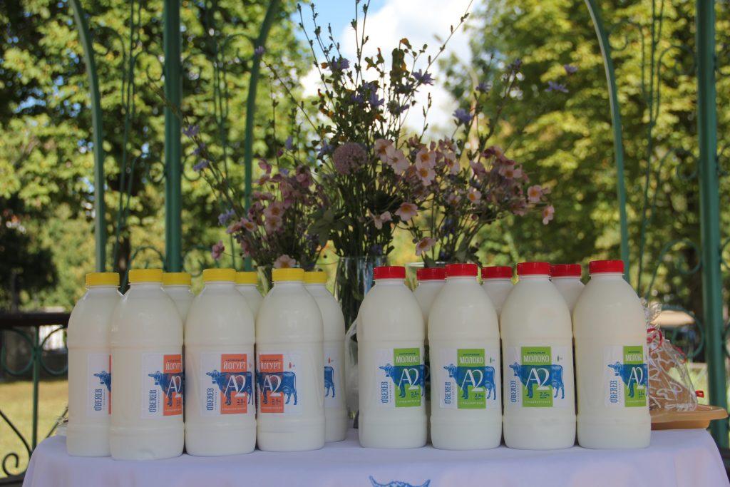 Сумчанам презентували наукову розробку СНАУ – молоко А2