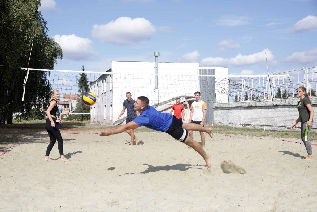 Міжнародний день студентського спорту в СНАУ