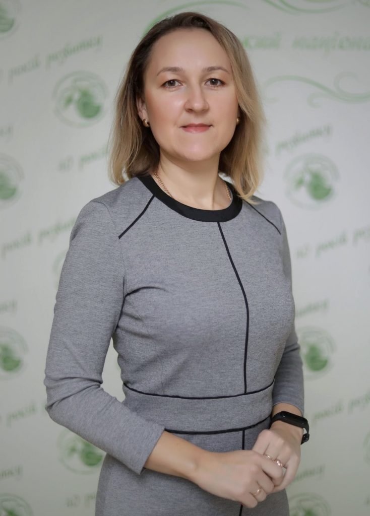 Нєдосєкова Вікторія Володимирівна