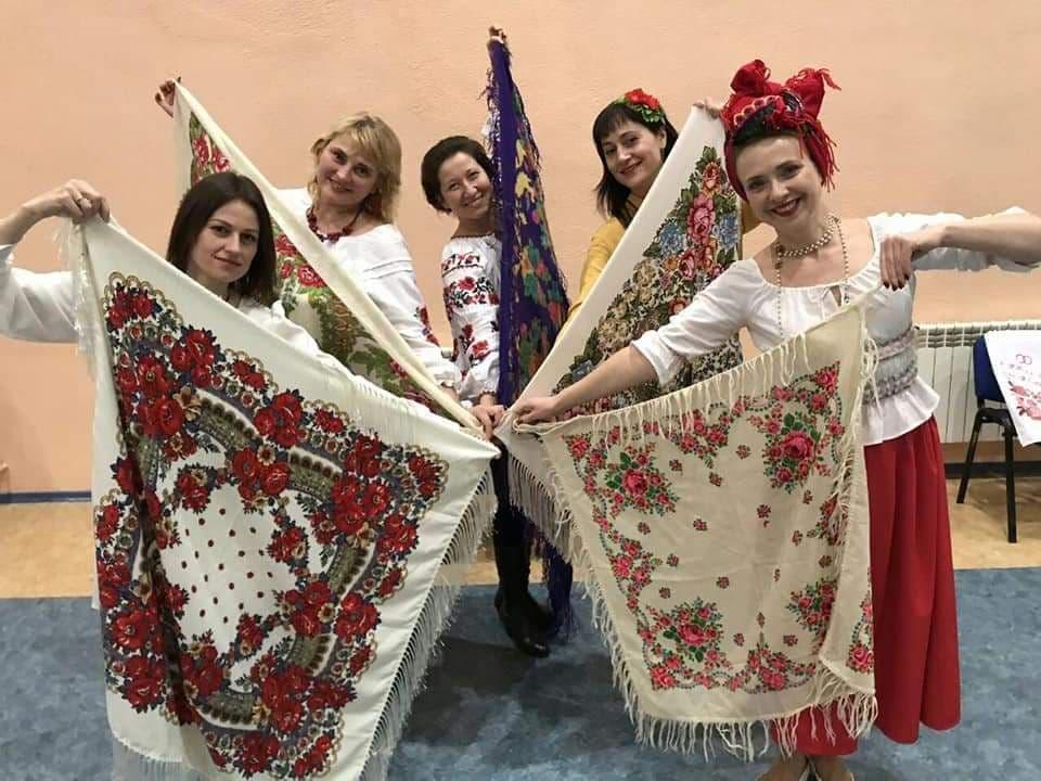 Українські вечорниці в СНАУ